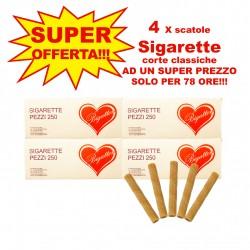 Offerta Sigarette corte scatola x4