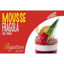 MOUSSE  FRAGOLA