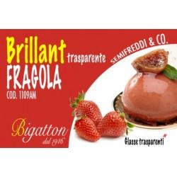 BRILLANT TRASPARENTE FRAGOLA