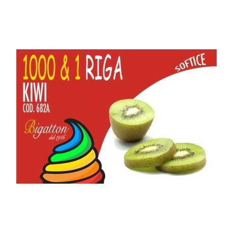 1000 & 1 RIGA KIWI