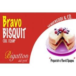 BRAVO BISQUIT
